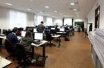 Il laboratorio informatico al Teaching Hub Copyright foto di Claudio Turci AlmaMaterStudiorum - Università di Bologna