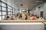 Aula presso il Teaching Hub Copyright foto di Claudio Turci AlmaMaterStudiorum - Università di Bologna
