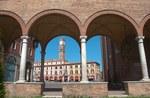 La città di Forlì Copyright 2015 Alma Mater Studiorum - Università di Bologna Via Zamboni 33 40126 Bologna P.I. 01131710376