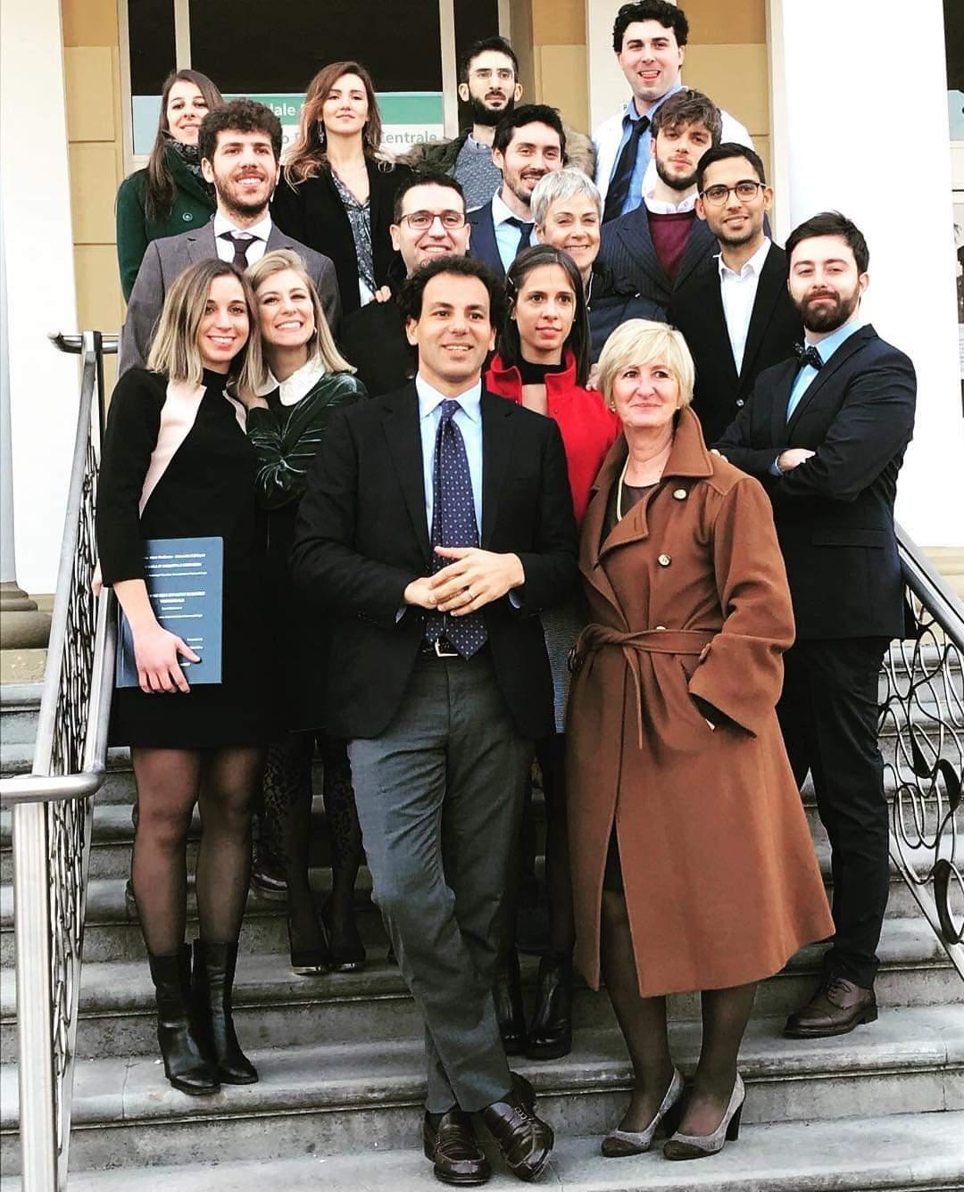 diplomi Master prof.Cirillo e dr.ssa Trenti