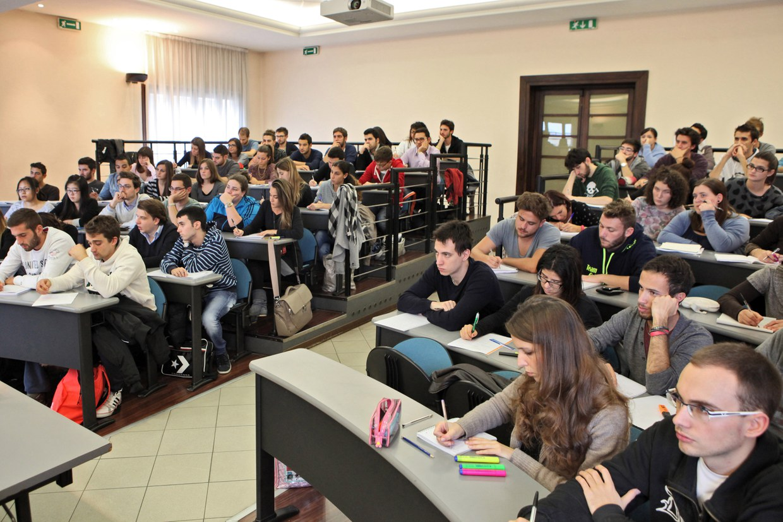 Aula Mattarelli sede Scuola